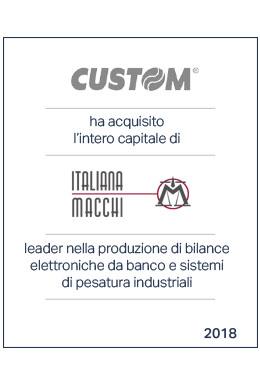 Custom-Italiana Macchi